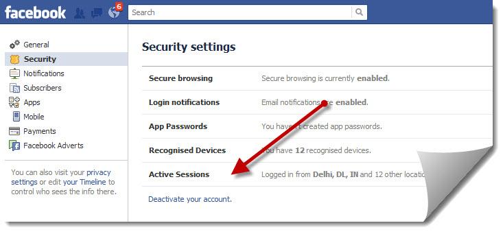 Deactivate facebook accountdelete fb accountreactivate fb account how to deactivate my facebook account ccuart Images