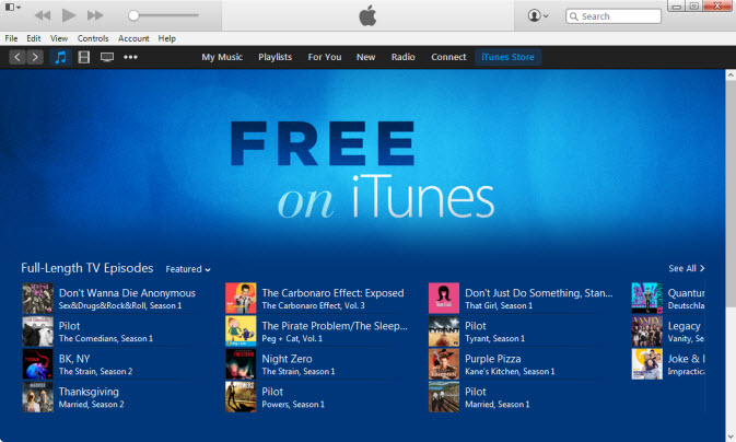 how to get itunes tv show onto ipad