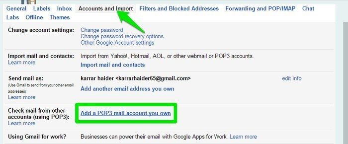 How To Forward Gmail Emails To Another Email Account