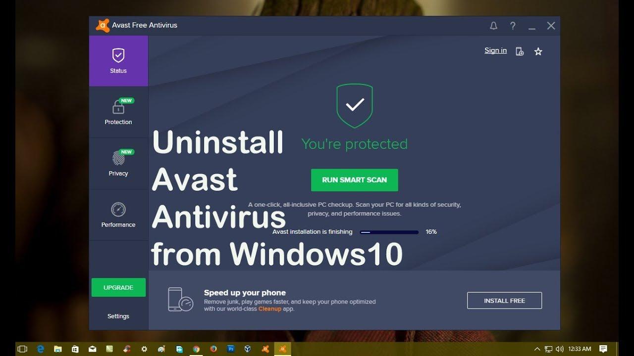 download latest avast antivirus for windows 7